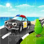 Puzzles en ligne sur les Dessins de Police