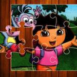 Puzzles en ligne de Dora