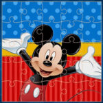 Puzzles de Mickey Mouse