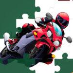 Puzzles en ligne sur les motos