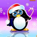 Puzzles de Noël des pingouins