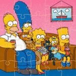 Puzzles en ligne des Simpsons