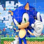 Puzzles de Sonic en Ligne