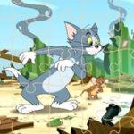 Tom et Jerry Puzzles en Ligne