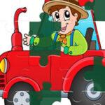 Puzzles de Tracteurs
