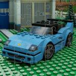 Puzzles de Voitures Lego