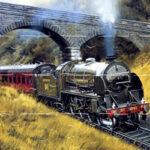 Puzzles sur les voyages en Train
