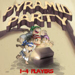 Pyramid Party 1,2,3,4 Joueurs