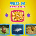 Que Mangent les Animaux?