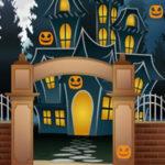 Recherche de citrouilles pour Halloween