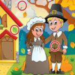 Rechercher les différences de Thanksgiving