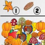 Rechercher les objets pour Thanksgiving