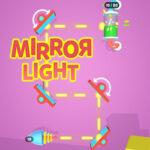 Problèmes de Réflexion de la Lumière dans les miroirs