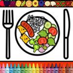 Créer des Assiettes: alimentation saine