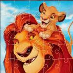 Puzzles en ligne du Roi Lion