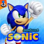 Saut avec Sonic