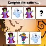 Compléter les patrons d'Halloween
