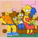 8 Puzzles Les Simpson