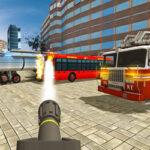 Simulateur de Camion de Pompiers