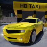 Simulateur de Taxi en ligne