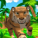 Simulateur de Tigre en 3D