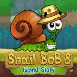 Bob l'escargot 8: Histoire d'une île