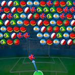 Bulles de la Coupe du monde de football