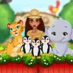 Soins aux animaux au zoo