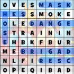Soupe à l'alphabet des Pompiers en Anglais