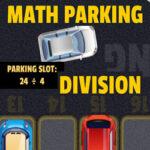 Stationnement de la Division des Mathématiques