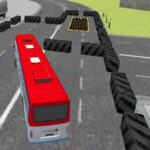 Simulation 3D Parking de bus