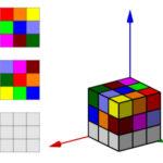 Sudoku 3D 9 couleurs