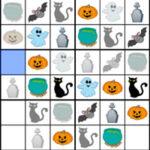 Sudoku d'Halloween