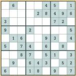 Sudoku du Jour