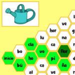Syllabes de Mots en Espagnol