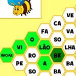 Ruche des syllabes en Portugais