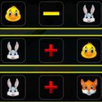 Équations symboliques avec les animaux