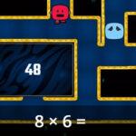 Table de 8: Pac-Man
