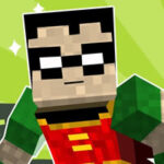 Teen Titans Minecraft