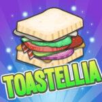 Toastellia: faire des sandwichs