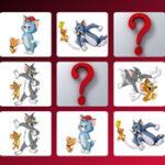 Mémoire et Paires Tom et Jerry