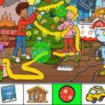Trouver des Objets de Noël