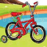 Puzzles de Vélos en ligne