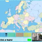 Villes d'Europe 1-4 Joueurs