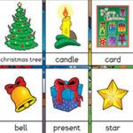 Vocabulaire de Noël en Anglais