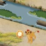 Les aventures de Simba, le jeune roi lion