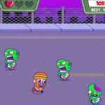 Crossie Zombie Game