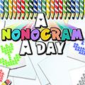 Nonogramme. Puzzle japonais