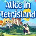 Tetris facile avec Alice au pays des merveilles