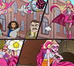 Barbie Créateur de la bande dessinée